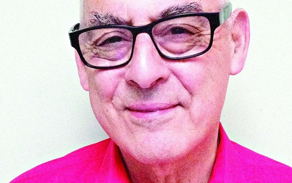 Derek Taylor, Editor, The Jewish Year Book