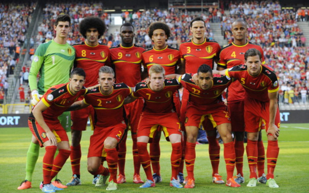 new arrival f4885 7ff8c Duo backing Belgium with new World Cup website | Jewish News