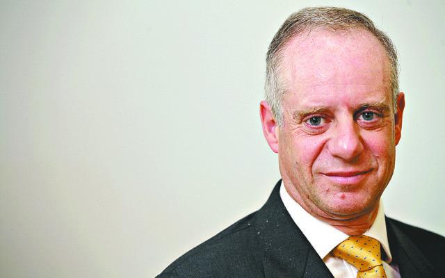 Board president Jonathan Arkush