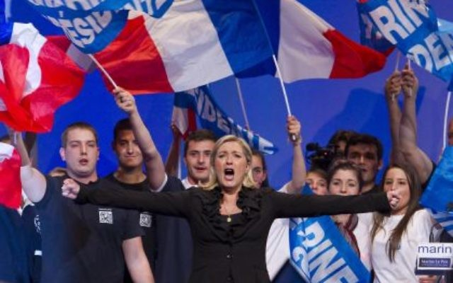 One of the most significant winners was Marine Le Pen's far-right National Front party in France, which was the country's outright winner with 26% support - or 4.1 million votes.
