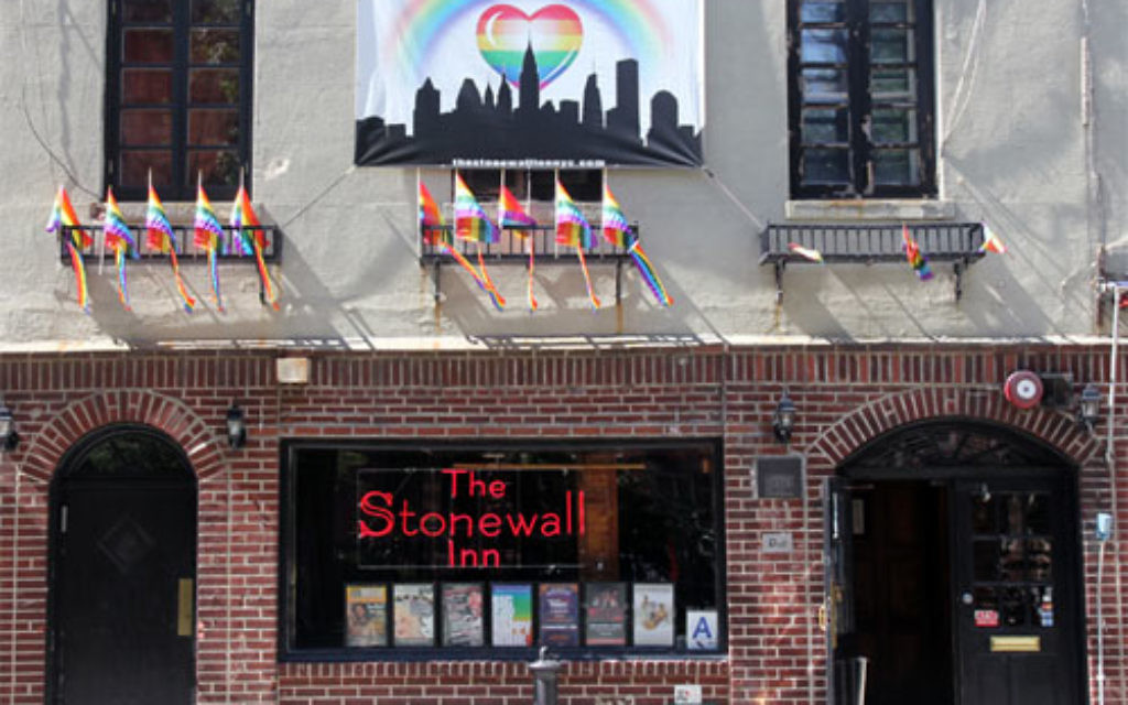 The Stonewall Inn in New York, where the Stonewall riots of 1969 catalysed the gay liberation movement in the US. Photo: Francois Lubbe for HSB&M