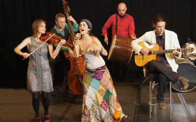 She'Koyokh will be performing at JW3