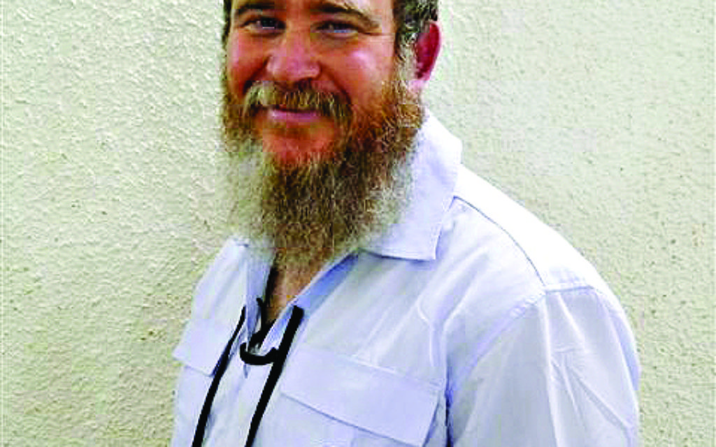 Bnei Akiva UK has called for the dismissal of international BA leader Rabbi Noam Perel (above)