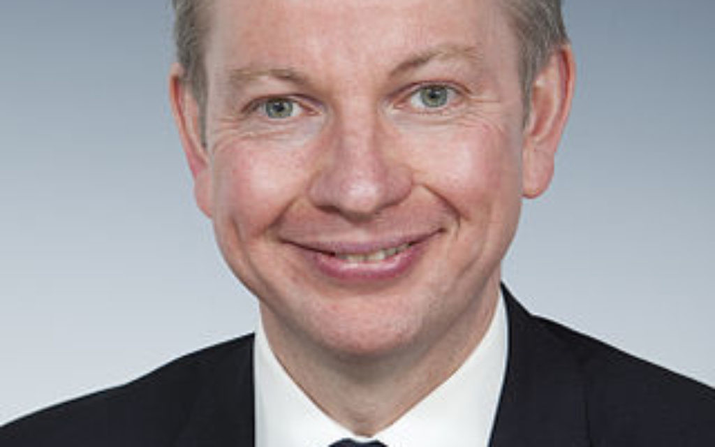 Former Education Secretary Michael Gove