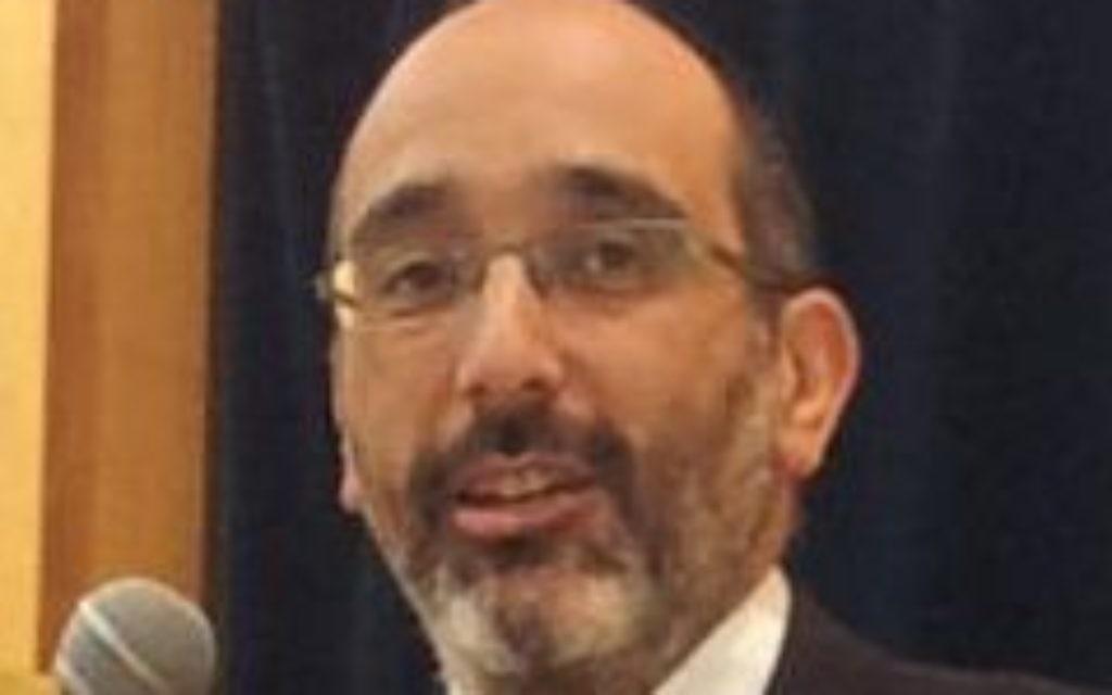 Chief Rabbi of South Africa Warren Goldstein