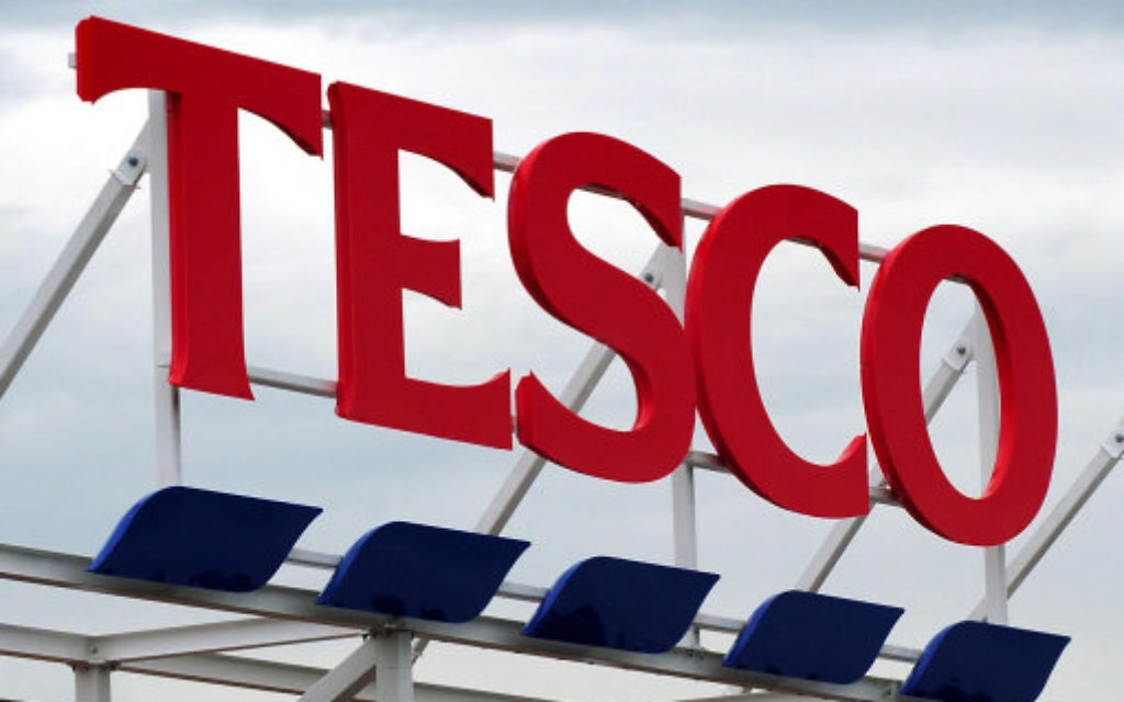 """359f974aeb1 Tesco has apologised to a Jewish shopper who was short-changed after a  member of staff at the Romford Express store allegedly told her  """"It s only  40p…"""