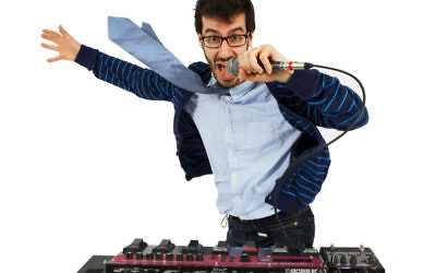 Beatboxing champion Shlomo will give a fun-filled beats workshop for kids