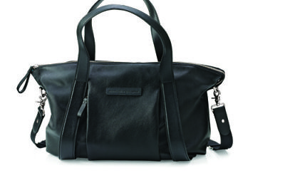 The beautiful leather holdall is popular with the likes of Angelina Jolie