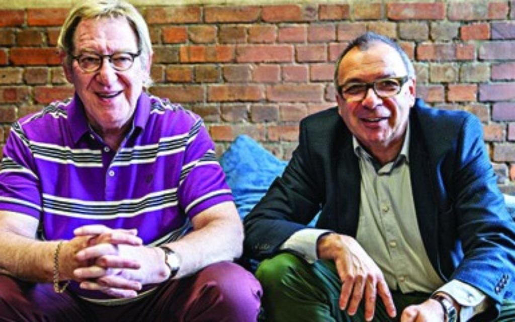 Laurence Marks and Maurice Gran met in the 1960s and fell into writing. They are behind satires, crime films, comedy and