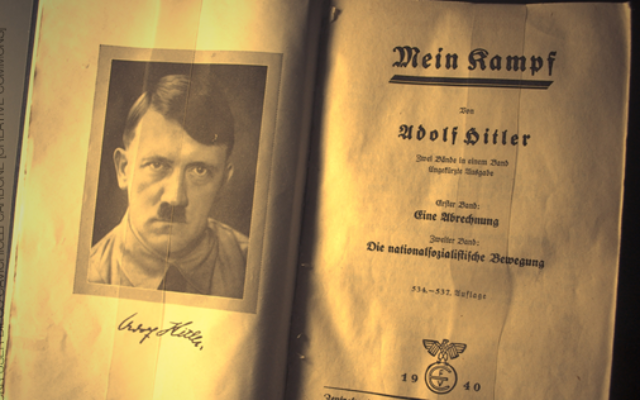 The hate manual - Mein Kampf