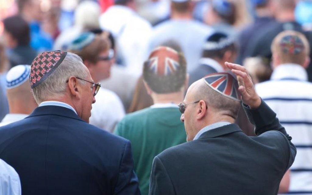 Jewish solidarity march