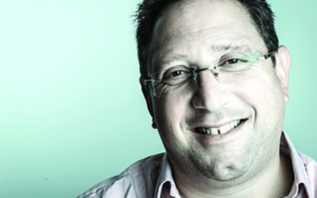 CEO of Cloudamour, Mitchell Feldman