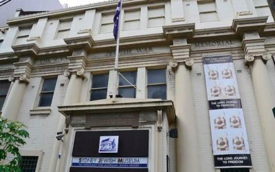 The minor's punishment will include a visit to the Sydney Jewish Museum