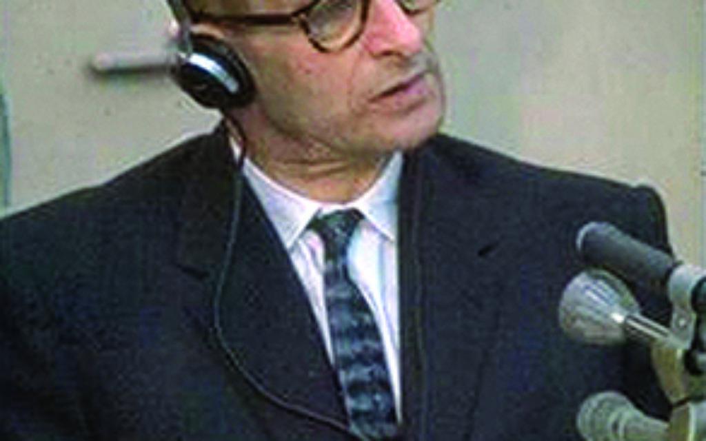 argentina u2019s jews had key role in eichmann u2019s capture