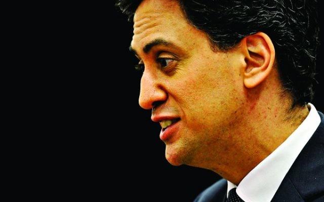 Former Labour leader Ed Miliband.
