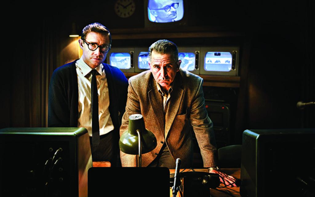 The Eichmann Show  - Leo (Anthony Lapaglia), Milton (Martin Freeman)