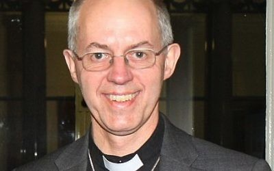 Archbishop Justin Welby