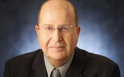 Former Israeli defence minister Moshe Ya'alon