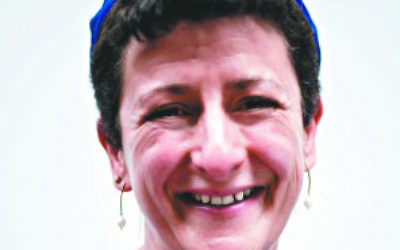 Senior Reform rabbi Laura Janner-Klausner