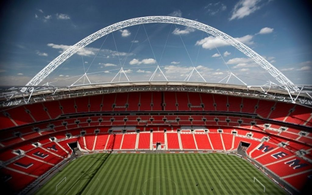 Wembley Stadium could be at the heart of a political protest