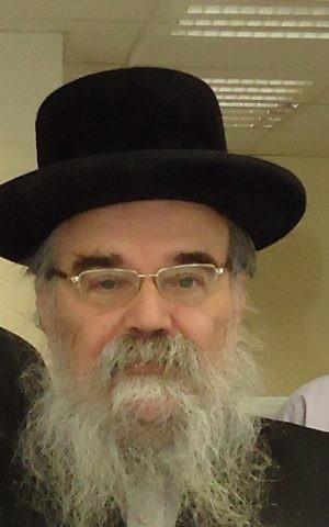 Rabbi Avrohom Pinter