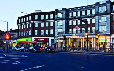Hendon Central