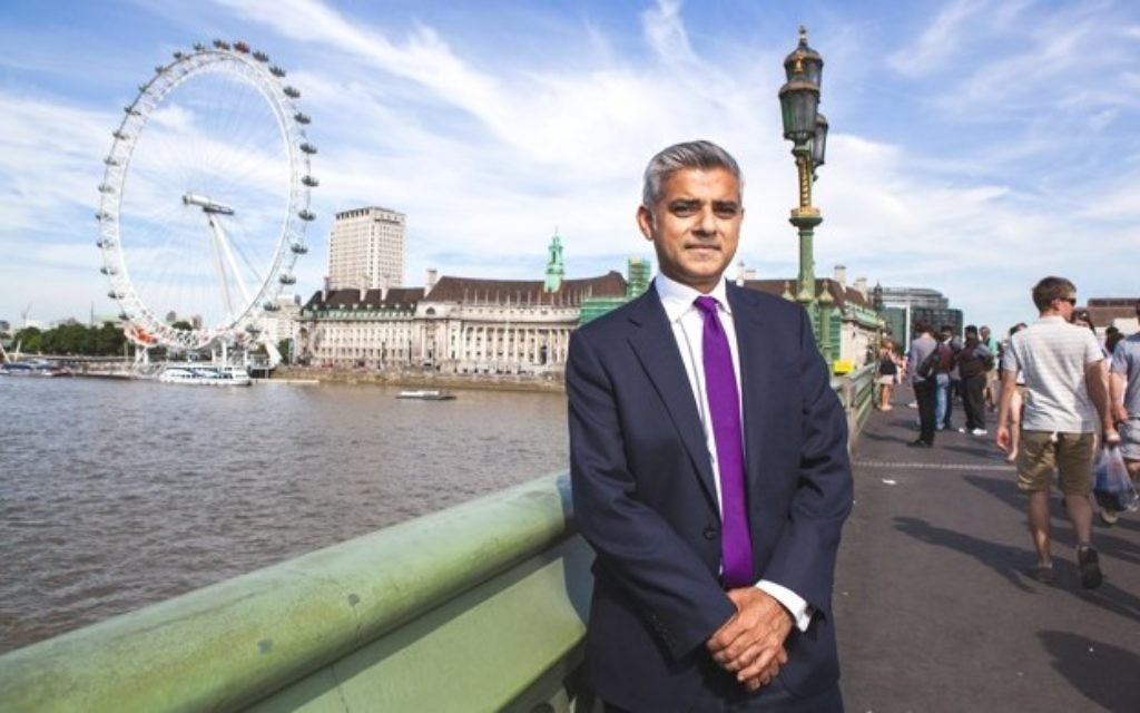 London Mayor Sadiq Khan urges council to back Westminster memorial