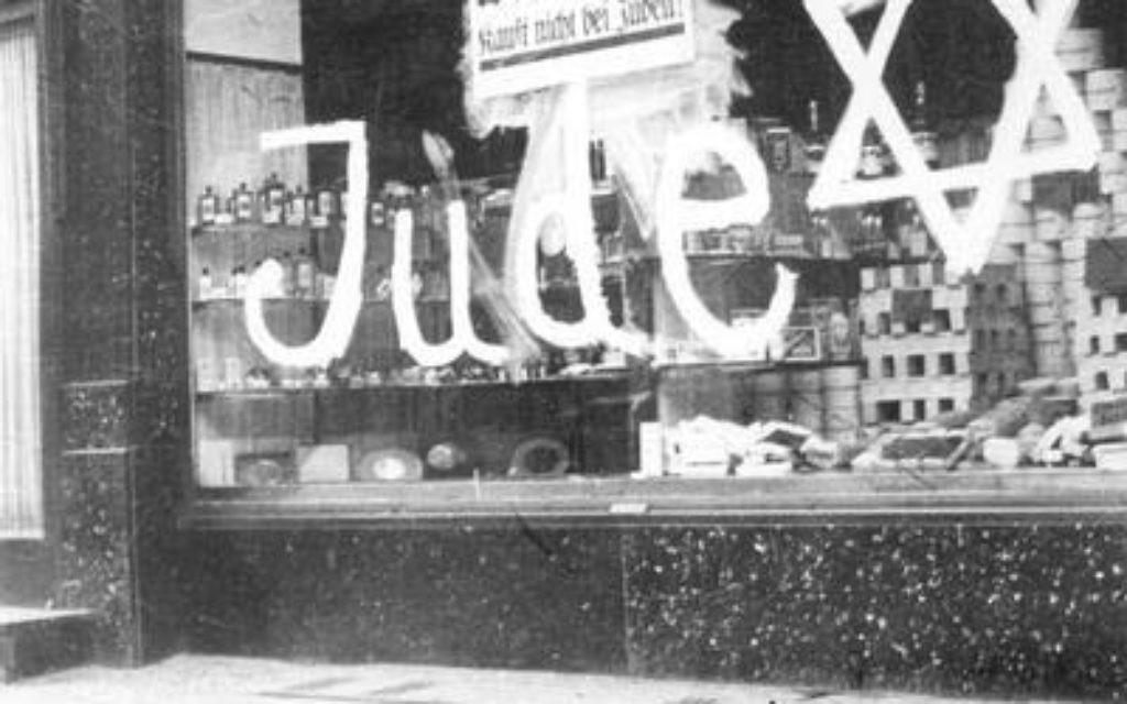 New study shows anti-Semitic propaganda under Nazis had life long effect | Jewish News