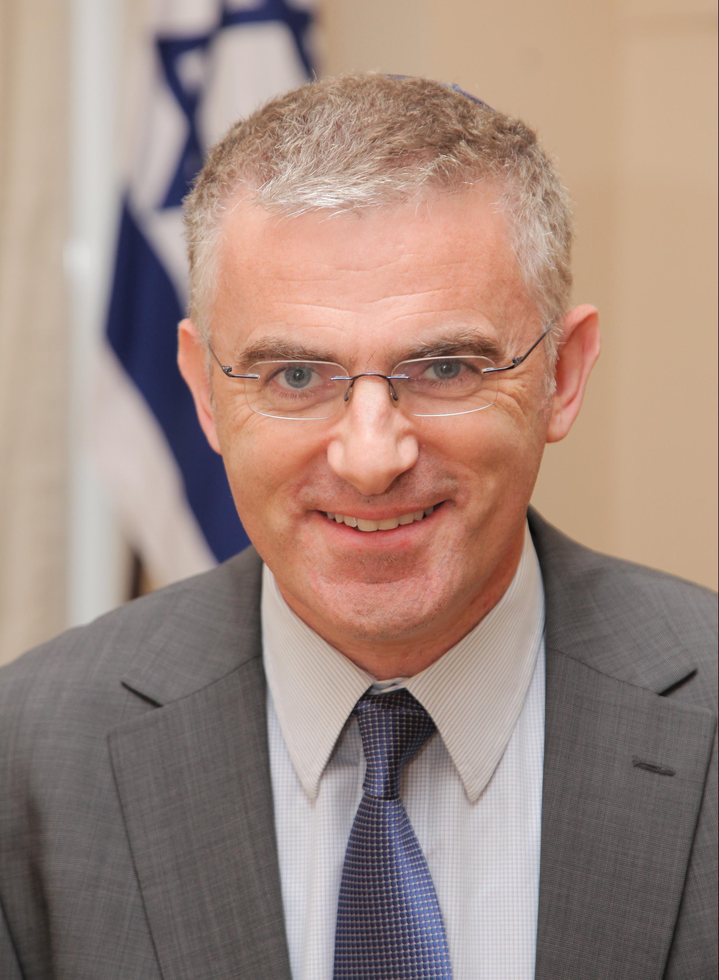Daniel Taub, former Israeli Ambassador to the UK