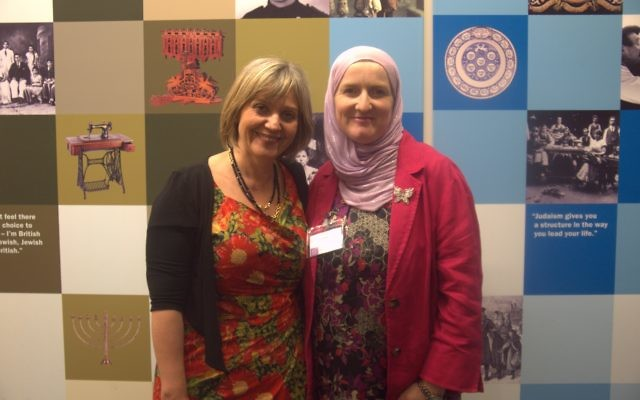 Laura Marks and Julie Siddiqi of Nisa-Nashim