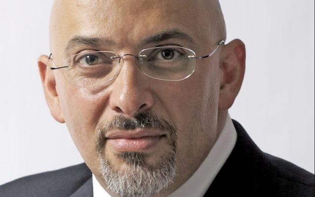 Nadhim Zahawi MP, Conservative MP for Stratford on Avon