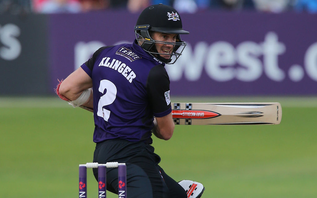Captain Michael Klinger, Gloucestershire CCC v Sussex Sharks T20 Blast26/6/15 from the County Ground , Bristol  Pic by Martin Bennett