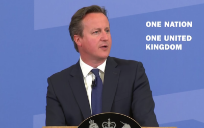 """In a written statement to MPs, Mr Cameron said: """"The Muslim Brotherhood comprises both a transnational network, with links in the UK, and national organisations in and outside the Islamic world."""