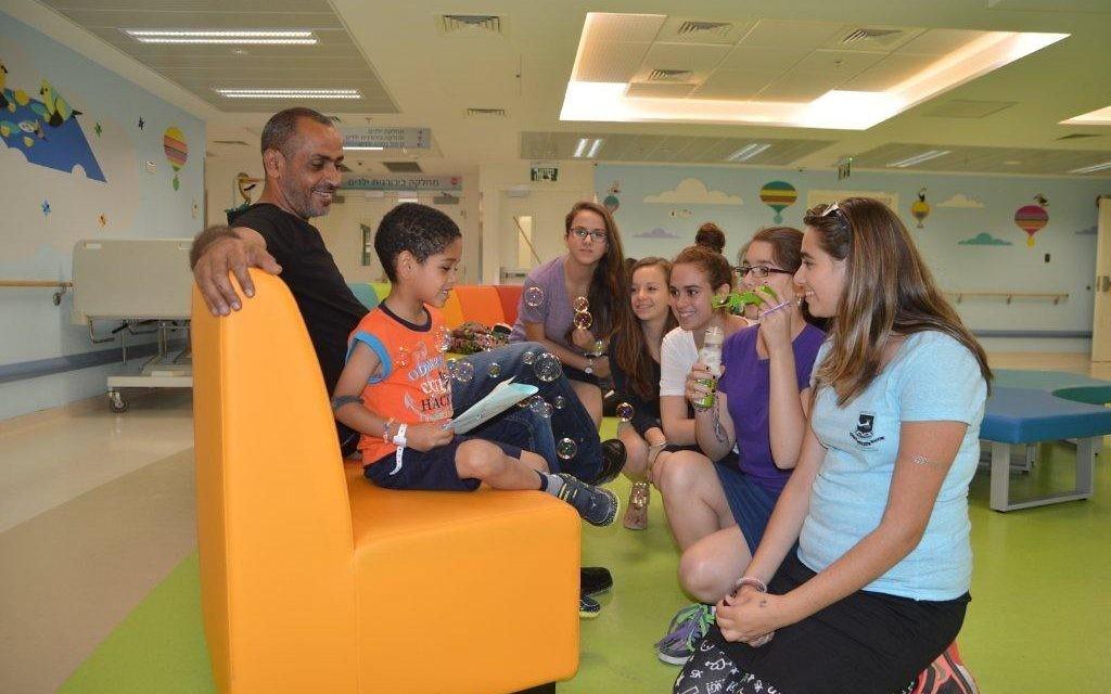 Shaare Zedek_Childrens hospital