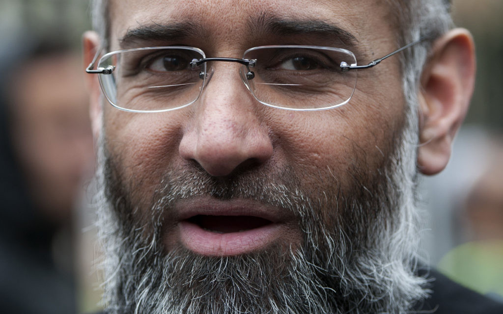 Radical cleric Anjem Choudary is accused of encouraging support for Islamic State on social media.