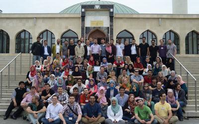 The 2014 Muslim Jewish Conference (Photo credit: Daniel Shaked)