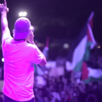 Defiant: Matisyahu peforming at Rototom Sunsplash in Spain