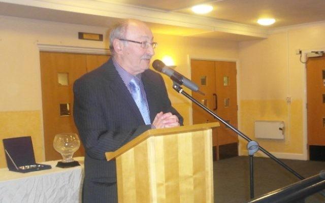 MGBSFL chairman David Wolff