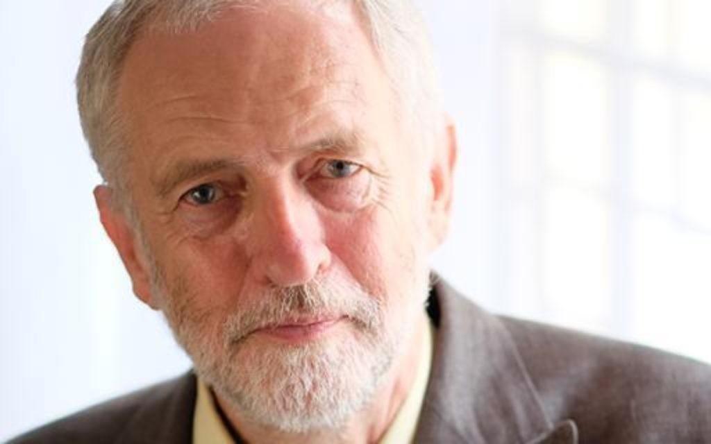 Labour leader - Jeremy Corbyn