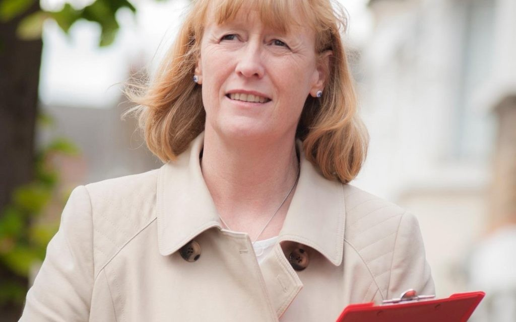 Enfield MP Joan Ryan won't contest the next election