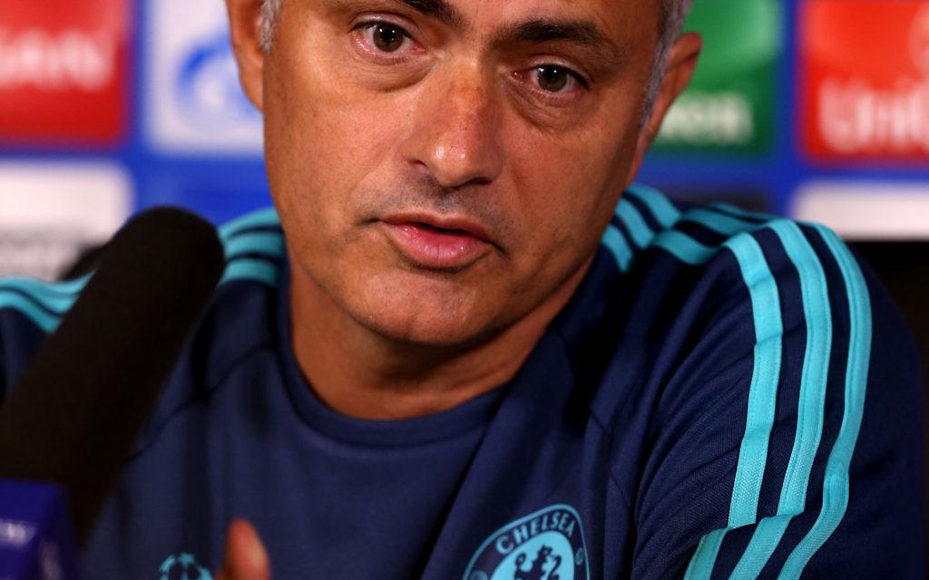 Chelsea manager Jose Mourinho (Pho Simon Cooper/PA Wire.