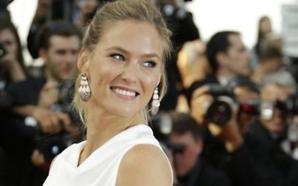 Bar Refaeli arrives for the opening ceremony and the screening of the film La Tete Haute (Standing Tall) at the international film festival, Cannes.