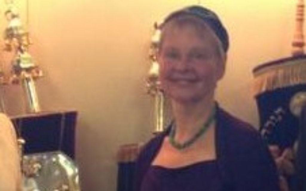Rabbi Janet Burden