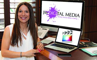 Jo Michaels, director of JM Digital Media