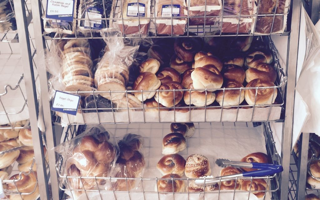 Well bread at Yummies