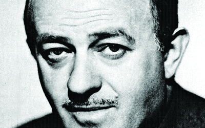 Ben Hecht: The screenwriting powerhouse behind some of Hollywood's greatest hits