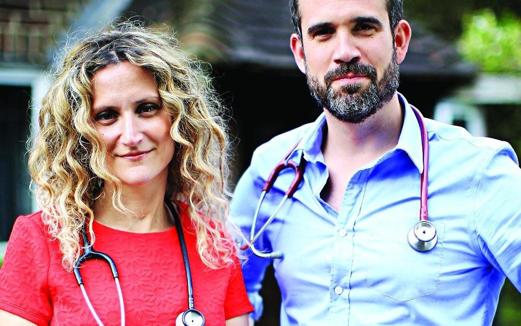 Dr Ellie Cannon and Dr Xand Van Tulleken