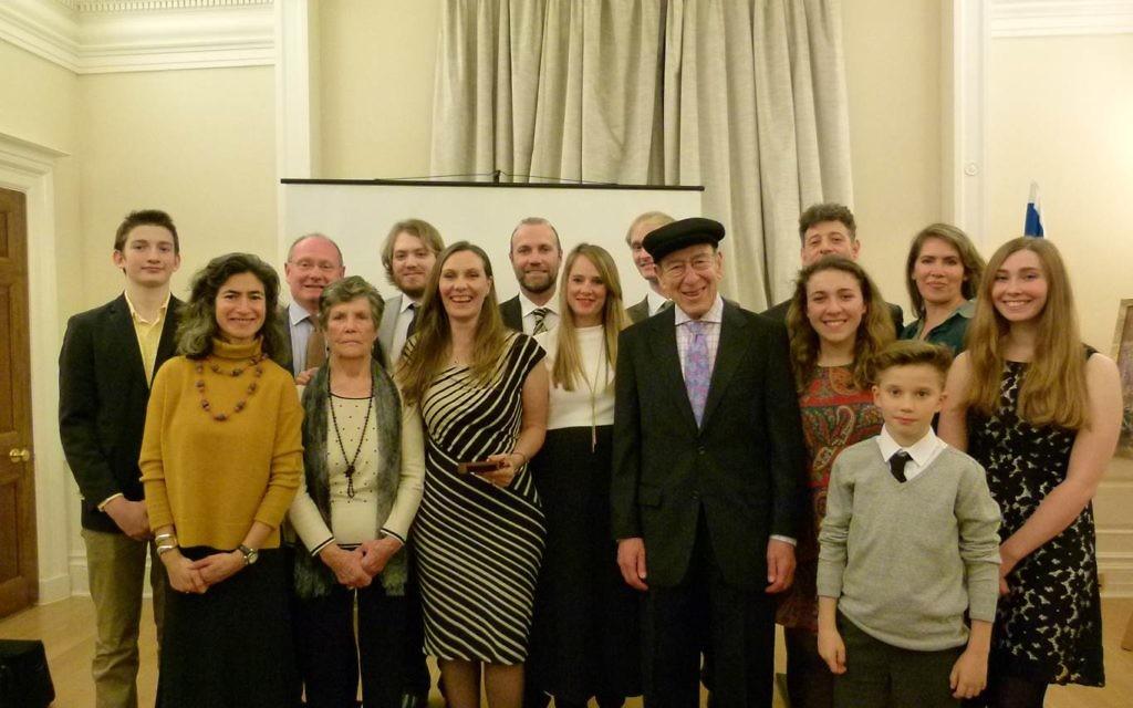 3-The Leichter, Turnsek and Benjamin Families