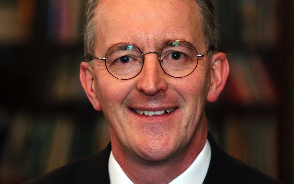 Benn, who is widely acknowledged to have made one of Parliament's finest speeches when advocating action against ISIS in Syria this month, was making only his second international visit outside Europe in his role as shadow foreign secretary.