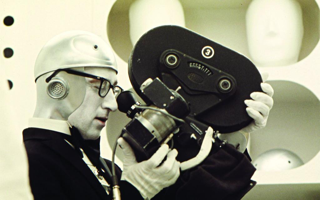 Woody Allen in Sleeper (1973)